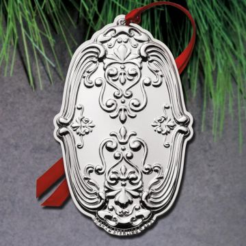 Gorham Sterling Silver Collectible Ornament Gorham Sterling Side Wheeler Christmas Ornament