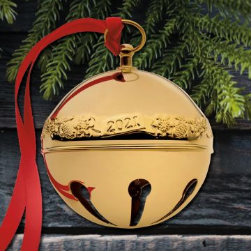 Wallace Silversmith 2021 Annual Christmas Ornament Sterling Collectables Wallace 2021