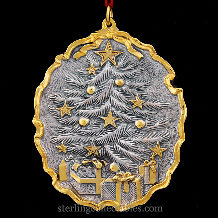 Sterling Collectables: 2014 Buccellati Christmas Tree ...