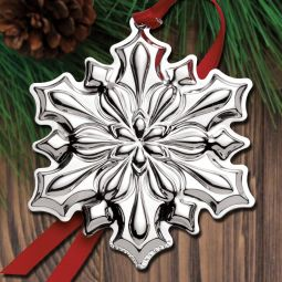 2018 Sterling Ornaments