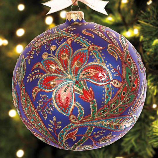 jay strongwater christmas ornaments