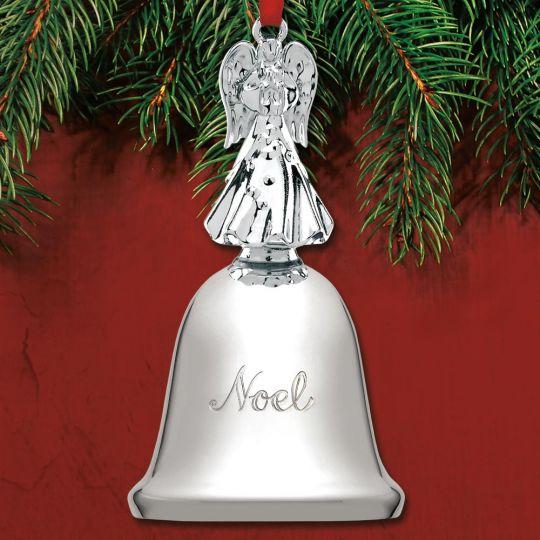 Reed And Barton Christmas Bell