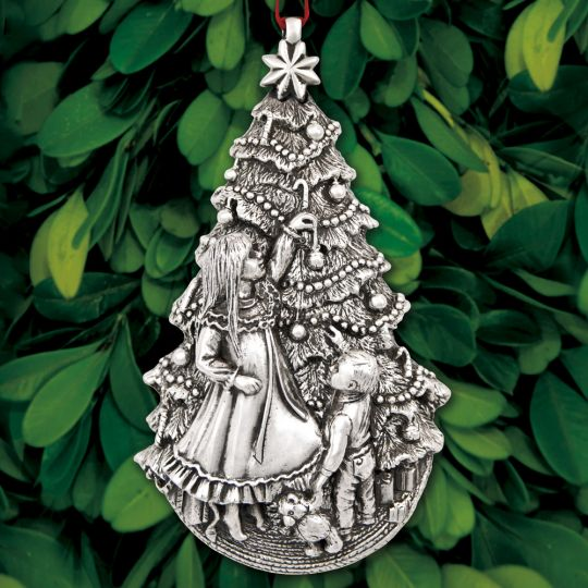 Strange 2016 Sterling Collectables Trimming The Tree 2Nd Edition Sterling Ornament Download Free Architecture Designs Scobabritishbridgeorg
