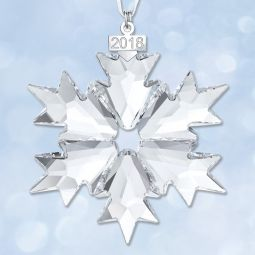 2018 Crystal Ornaments