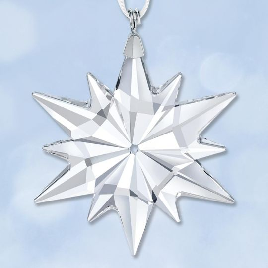 88e312fdf 2017 Swarovski Annual Little Star Crystal Ornament | Sterling Collectables
