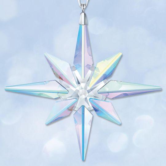 d7e91fb13d6 Swarovski Aurora Borealis Star Crystal Ornament | Sterling Collectables