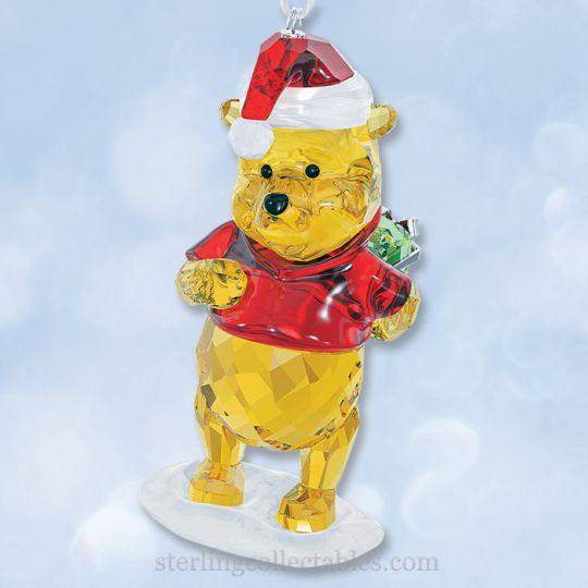 swarovski winnie the pooh christmas ornament - Winnie The Pooh Christmas Decorations