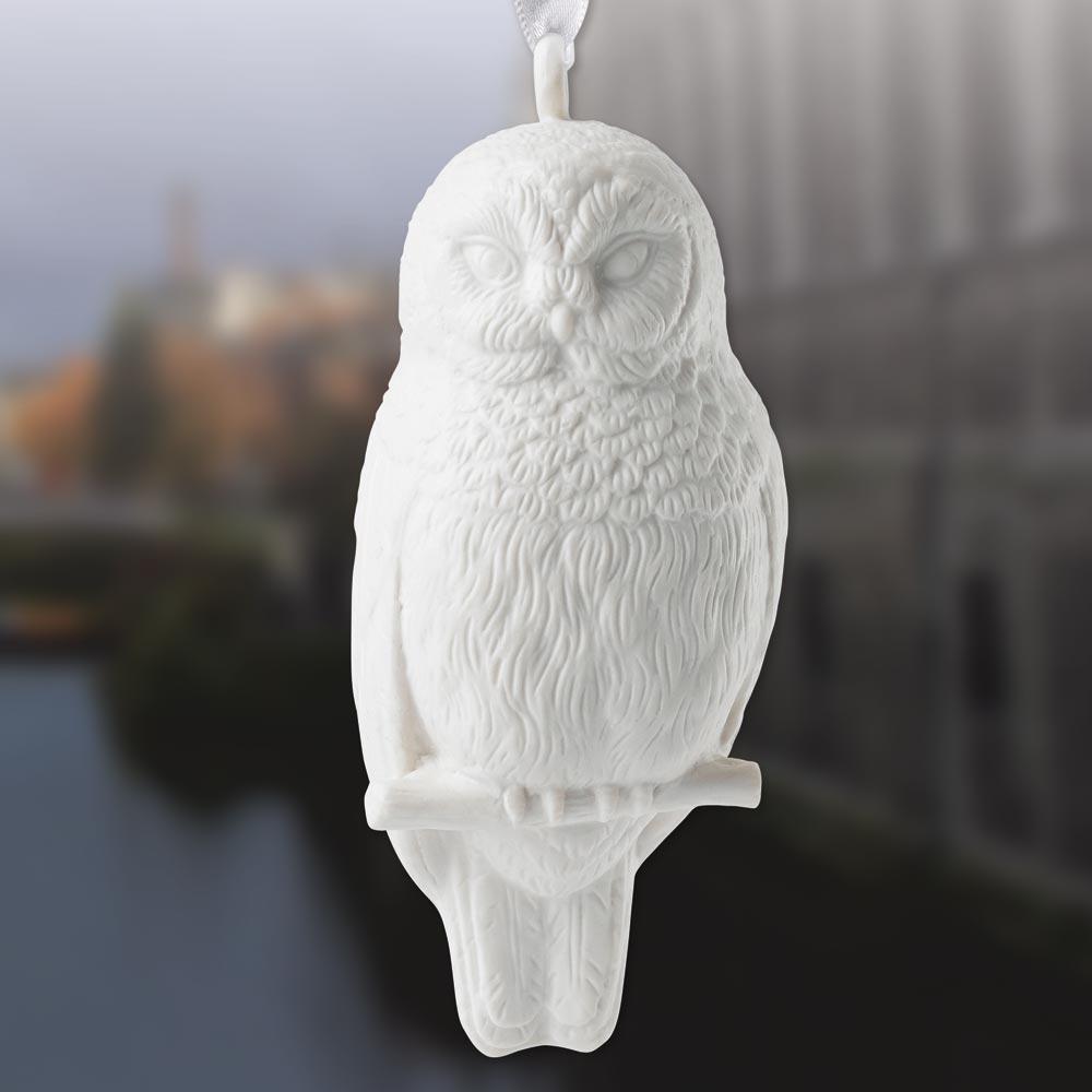 2017 wedgwood owl figural porcelain ornament